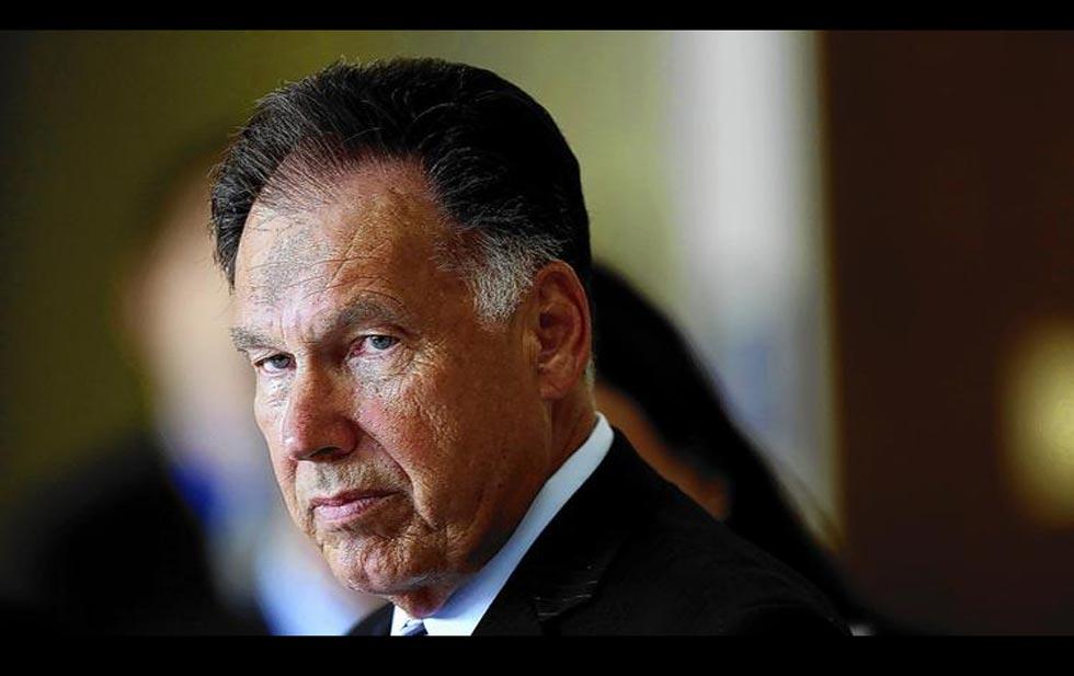 Tomada de LA Times | El procurador de Orange, Tony Rackauckas,