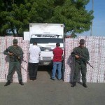 Detienen a dos personas por contrabando de medicamentos en el Zulia