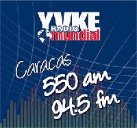 YVKE Mundial 550 AM y 94.5 FM