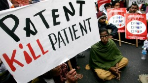 INDIA-NOVARTIS-PROTEST