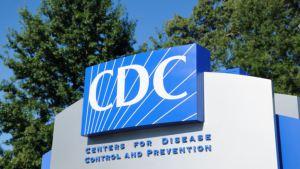 CDC sign istock