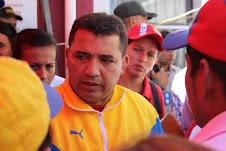 El ministro del Poder Popular para la Salud, Henry Ventura, en San Antonio del Táchira