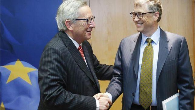 Bill Gates y Rockefeller marcan las prioridades en los países  subdesarrollados y su conexión con la industria farmacéutica | Arsenal  Terapéutico