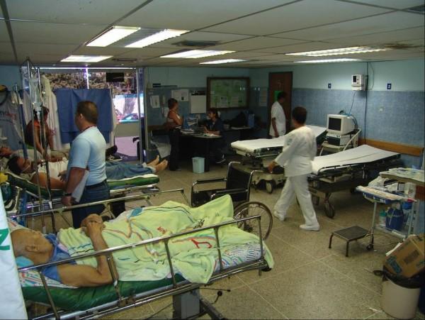 HOSPITAL RAFAEL MEDINA JIMENEZ (PERIFERICO DE PARI