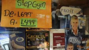 venta de productos milagrosos que anuncian en la television prometdiendo grandes resultados