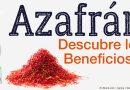 Beneficios del Azafrán