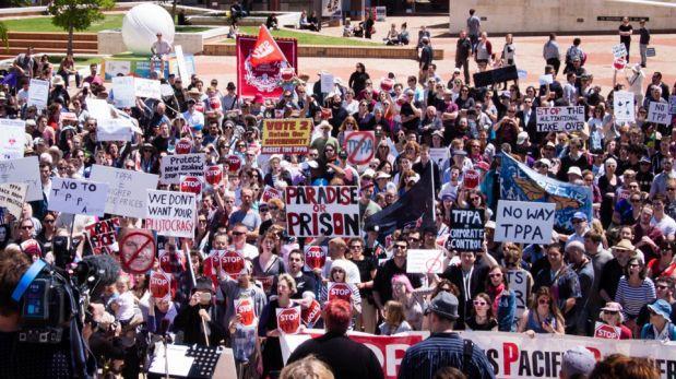 EEUU: Más de 50 organizaciones se pronuncian en contra del TPP