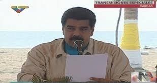 Presidente Maduro informó sobre irregularidades en servicio de salud