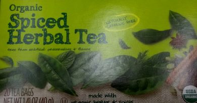 Puerto Rico: retiro de té de hierbas por posible contaminación con Salmonella