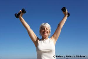 Personas de 80 Años con la masa muscular de alguien de 40 – ¿qué está pasando?