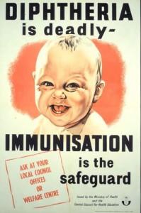 Difteria vacunas