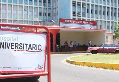 Maracaibo: Fallece niño de dos años al ingerir accidentalmente medicamentos para la hipertensión