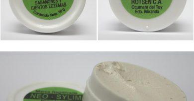Alerta de producto falsificado: POMADA NEO SYLIM