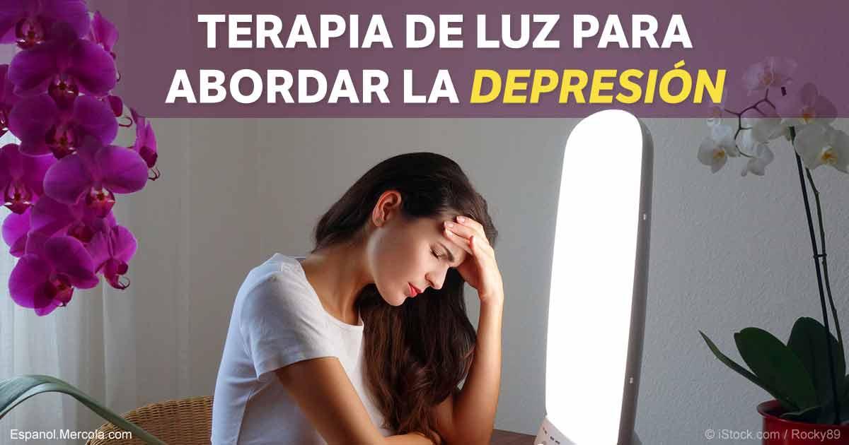 abordar puede terapia luz el ayudar en trastorno La de OTiuZPkX