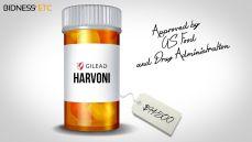 Harvoni, gilead, hepatitis