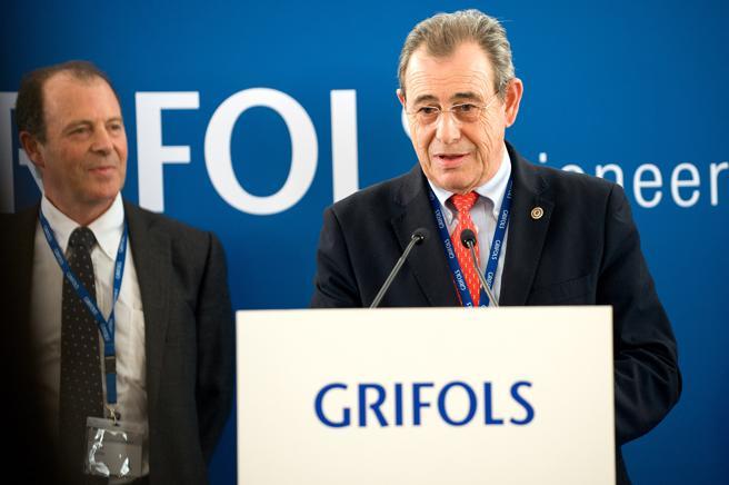 Victor Grifols, President e de Grifols