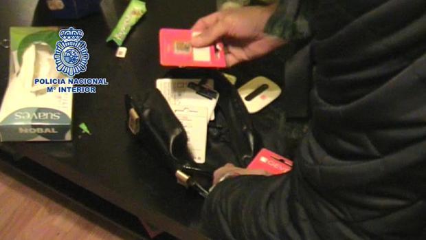 La Policía registró las viviendas de los detenidos y se intervino un total de 170 pastillas