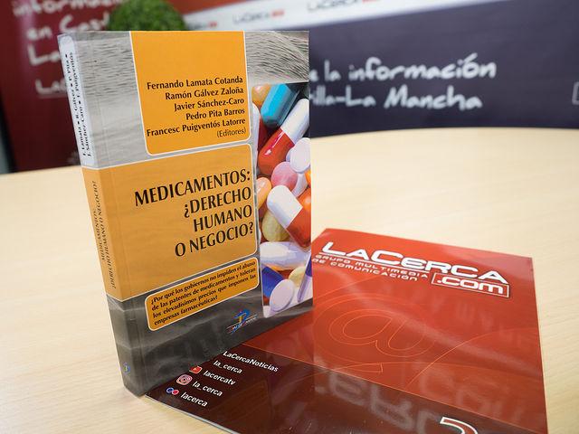 Libro 'Medicamentos: ¿Derecho Humano o Negocio?'
