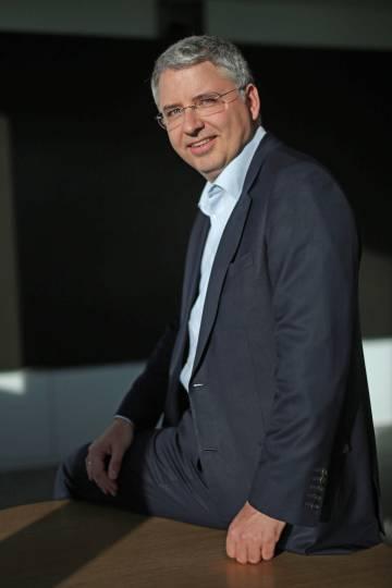 Severin Schwan, consejero delegado de Roche.