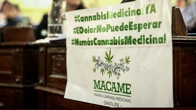 La Legislatura santafesina había aprobado el cannabis medicinal en noviembre de 2016.