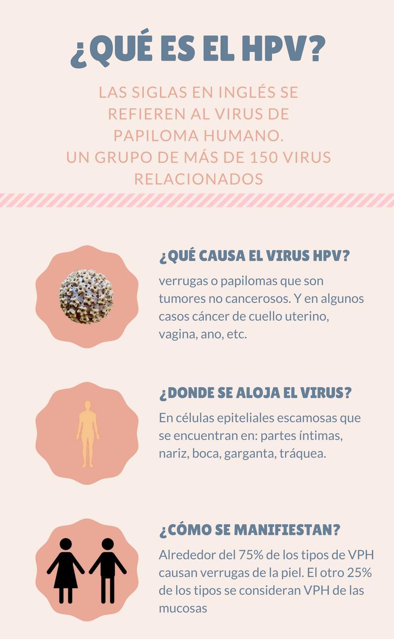virus que es el hpv)