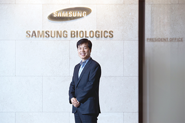 Samsung mira fuera de smartphones a mercado de drogas biológicas