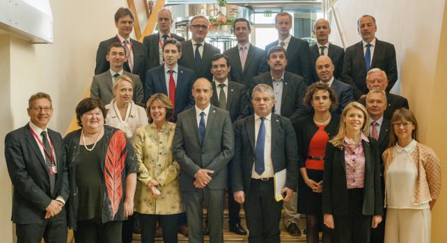Nueve países europeos firman un acuerdo para el acceso a fármacos