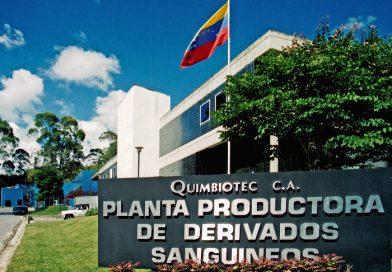 Sindicato de trabajadores de Quimbiotec denuncian falta de producción de hemoderivados
