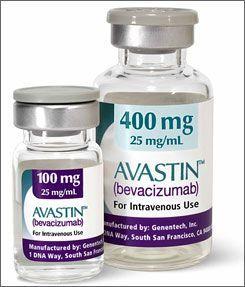 Avastin roche medicamento fármaco reacciones adversas efectos secundarios cáncer mama