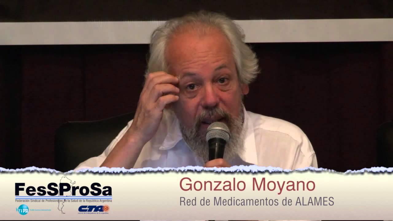 Resultado de imagem para Dr. Gonzalo Moyano