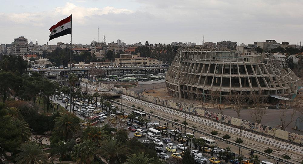 Damasco, Siria (archivo)