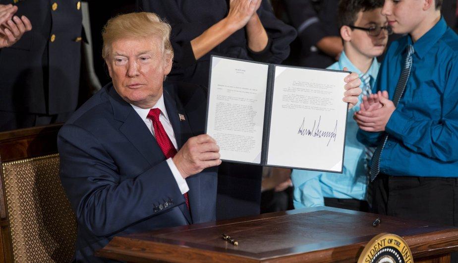 Donald Trump pedirá a su homólogo chino, Xi Jinping, que se dé máxima prioridad a la lucha contra el fentanilo. (Foto: EFE)