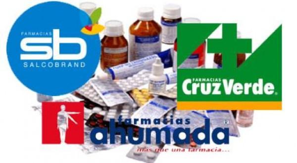 Resultado de imagen para farmacias chile