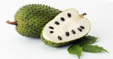 Conoce las razones para consumir guanábana