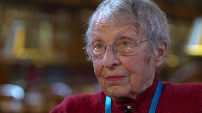 Hilda Jeffe (Foto cortesía: Hilda Jaffe)