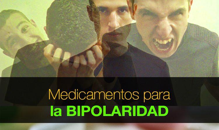 Los medicamentos más usados para tratar la bipolaridad