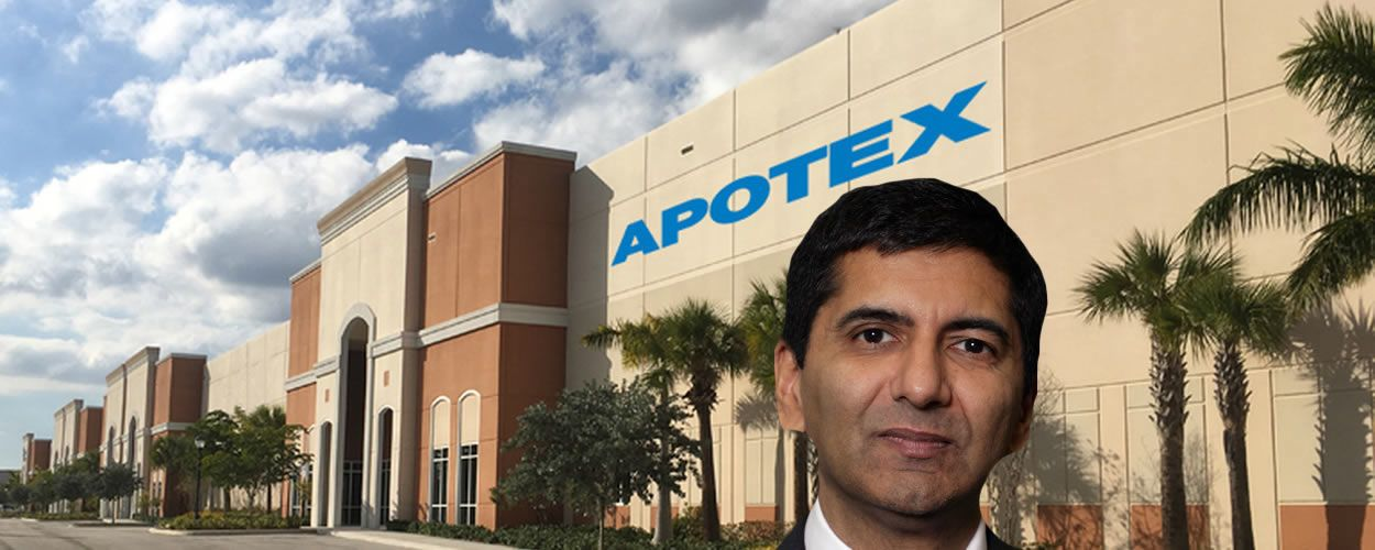 Jeremy B. Desai, CEO de Apotex
