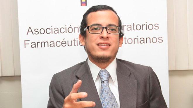 Miguel Palacios, director ejecutivo de ALFE.